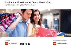 Stationärer Einzelhandel Deutschland 2014