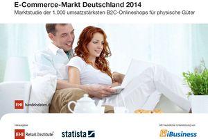 E-Commerce-Markt Deutschland 2014