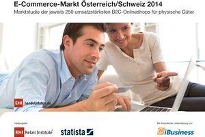 E-Commerce-Markt Österreich/Schweiz 2014
