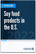 Soy food products in the U.S.