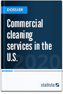 Commercial cleaning services in the U.S.