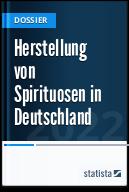 Herstellung von Spirituosen in Deutschland