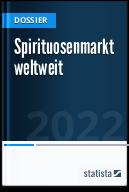 Spirituosenmarkt weltweit