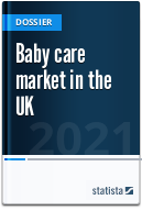 Baby care market in the UK