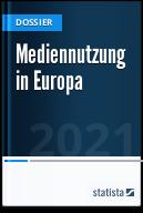 Mediennutzung in Europa