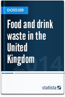 Food and drink waste in the United Kingdom (UK)