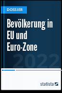 Bevölkerung in EU und Euro-Zone