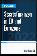 Staatsfinanzen in EU und Euro-Zone