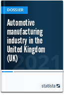 Automotive manufacturing industry in the United Kingdom