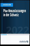 Pkw-Neuzulassungen in der Schweiz