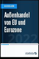 Außenhandel von EU und Euro-Zone