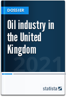Oil production and consumption in the United Kingdom (UK)