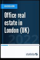 Office real estate in London (UK)