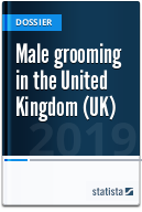 Male grooming in the United Kingdom (UK)