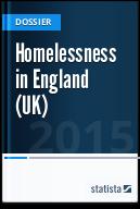 Homelessness in England (UK)