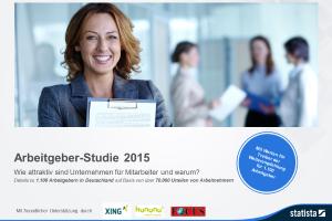 Arbeitgeber-Studie 2015