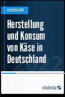 Herstellung und Konsum von Käse in Deutschland