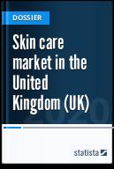 Skin care market in the United Kingdom (UK)