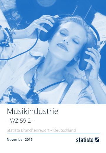 Statista Branchenreport - WZ-Code 59.2