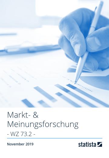 Markt- und Meinungsforschung 2018