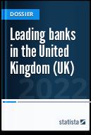 Leading banks in the United Kingdom (UK)