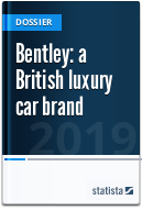 Bentley: a British luxury car brand