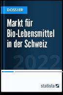 Markt für Bio-Lebensmittel in der Schweiz