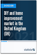 DIY and home improvement market in the United Kingdom (UK)