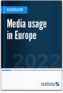 Media usage in Europe