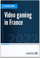 Video game market in France