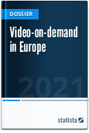 Video-on-demand in Europe