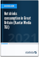 Hot drinks consumption in Great Britain (Kantar Media TGI)
