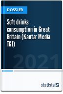 Soft drinks consumption in the UK (Kantar Media TGI)