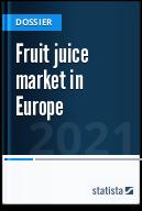 Fruit juice market in Europe