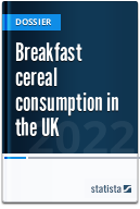 Breakfast cereal consumption in the UK