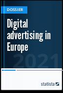 Digital advertising in Europe