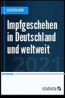 Impfgeschehen in Deutschland und weltweit