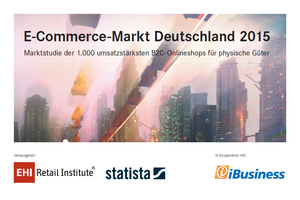 E-Commerce Markt Deutschland 2015