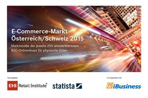 E-Commerce-Markt Österreich/Schweiz 2015