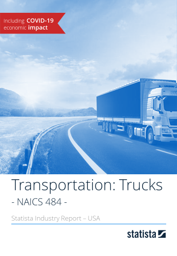 Transportation: Trucks in the U.S. 2020