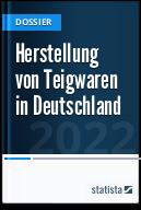 Herstellung von Teigwaren in Deutschland