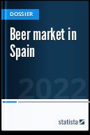 Beer market in Spain
