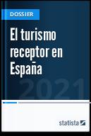 El turismo receptor en España