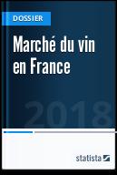 Marché du vin en France