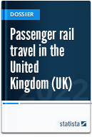 Passenger rail travel in the United Kingdom (UK)