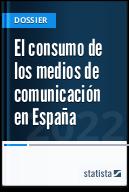 El consumo de los medios de comunicación en España