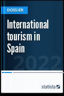 Inbound tourism in Spain