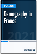 Demography in France