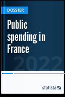 Public spending in France