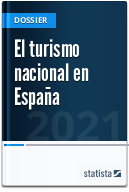 El turismo nacional en España